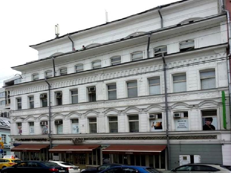 Аренда офиса сретенка офисные помещения Соловьиная Роща улица