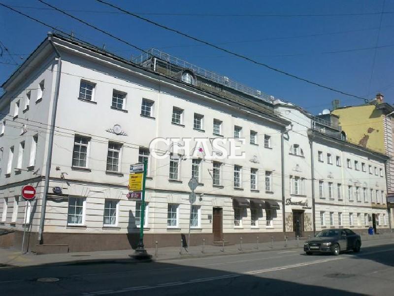 Аренда офиса 7 кв Остоженка улица коммерческая недвижимость на физическое лицо