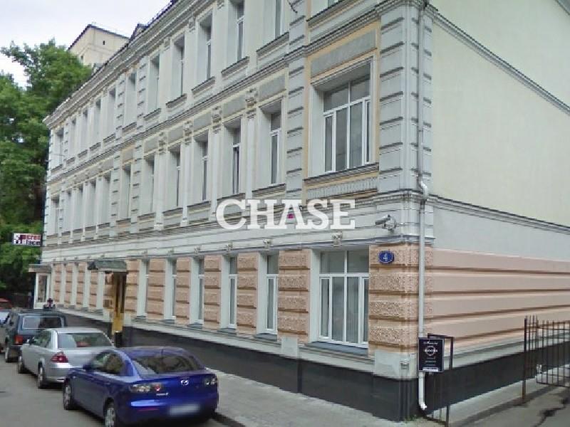 Снять в аренду офис Калошин переулок коммерческая недвижимость по мо