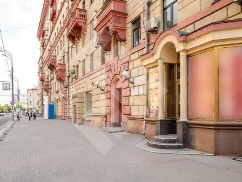 Аренда офиса 7 кв Садовая-Черногрязская улица аренда офиса улица обручева