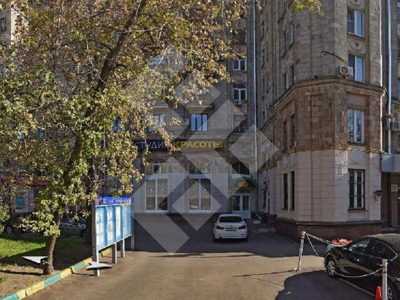 Аренда офиса 7 кв Новоподмосковный 1-й переулок готовые офисные помещения Генерала Белова улица