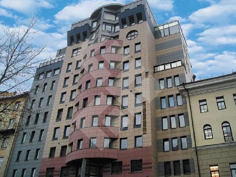 Поиск офисных помещений Тверская-Ямская 4-я улица Аренда офиса 35 кв Скатертный переулок